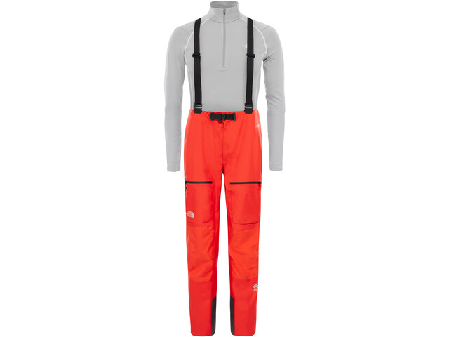 The North Face Summit L5 GTX Pro Pants Men fiery red